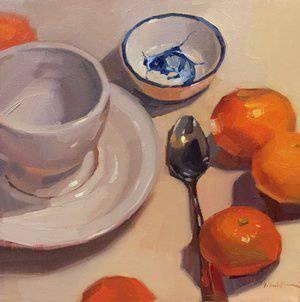 Sarah Sedwick | Painting the Dynamic Still Life