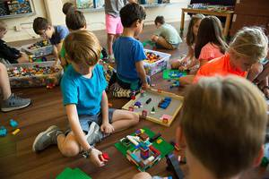 Intro to STEM with LEGO® Materials