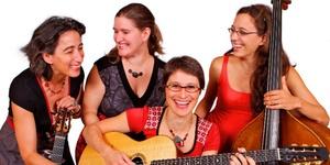 Christine Tassan et les Imposteures in Concert