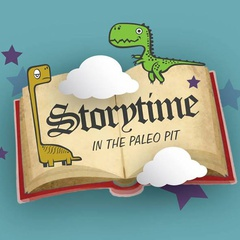 Storytime in the Paleo Pit