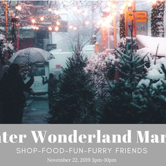 The Winter Wonderland Market