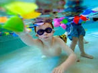 Underwater Egg Hunt