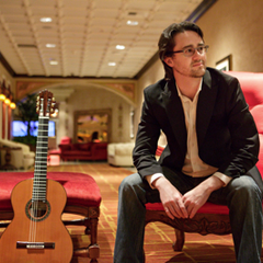 Classical Guitarist Yuri Liberzon