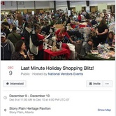 Last Minute Holiday Shopping Blitz!
