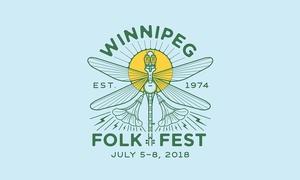 2018 Winnipeg Folk Fest
