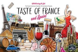Taste of France & Spain!