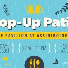 Pop-Up Patio at The Pavilion