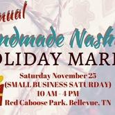 2nd Annual Handmade Nashville Holiday Market
