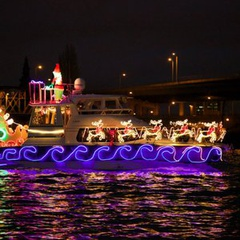 65th Annual Christmas Ships - Columbia and Willamette Rivers - see schedule