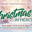 Christmas In Hercules 2019
