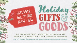 Holiday Gifts & Goods at Sierra 2 Center