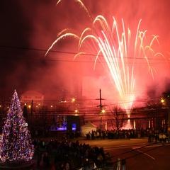 TD Dartmouth Christmas Tree Lighting