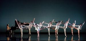 Aspen Santa Fe Ballet accompanied by pianist Joyce Yang