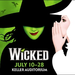 Wicked: The Musical at Keller Auditorium