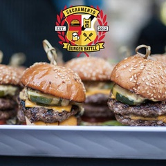 Sacramento Burger Battle 2018