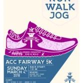 ACC Fairway 5K Cross Country Run 2018