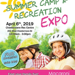 3rd Annual Summer Camp and Recreation Expo