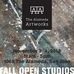 2018 Fall Open Studios at The Alameda Artworks