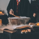 Paint a Harry Potter Bookmark