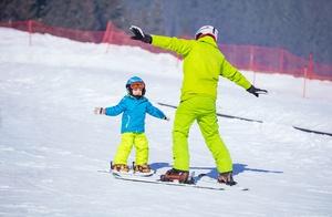 Lewis Estates Community Ski Night