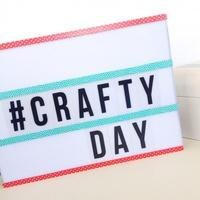 CRAFTY DAY