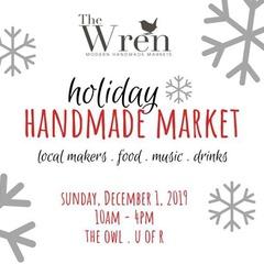 The Wren Holiday Handmade Market