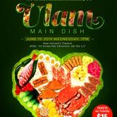 Screening of ULAM: Main Dish, the Movie
