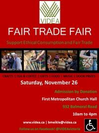 VIDEA's Fair Trade Fair