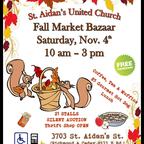 St. Aidan's United Church Bazaar