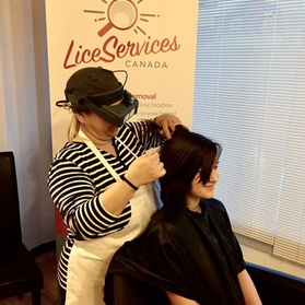 Lice Services Canada's promotion image