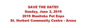 2019 Manitoba Pet Expo