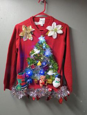 Family - Make Your Own Christmas Sweater