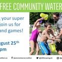 COMMUNITY WATER BATTLE
