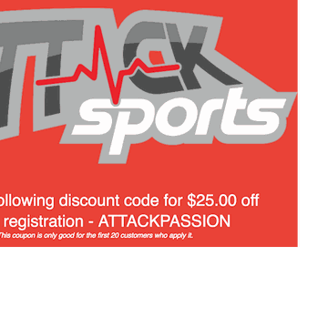 ATTACK SPORTS Inc.'s promotion image
