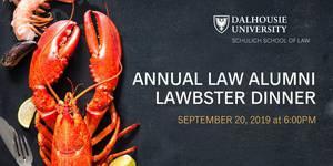 Annual Law Alumni LAWbster Dinner