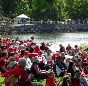 Gorge Canada Day Picnic
