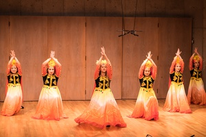 Ethnic Dance and Fiddle Highlights Concert - Greater Victoria Performing Arts Festival