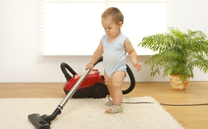 Teach Your Children Responsibility by Helping with the Housework