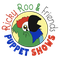 Ricky Roo & Friends Puppet Shows's logo