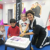 Kids and Youth Martial arts Birthday Party Events