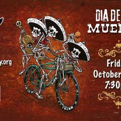Dia De Los Muertos Ride