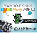 A&D Tutoring's promotion image