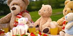 Teddy Bear's Picnic in the Park