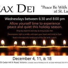 Experience Pax Dei, the Peace of God