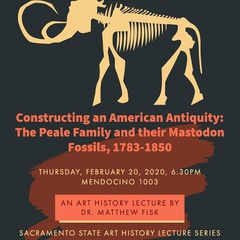 Matthew Fisk: The Peale Family and their Mastodon Fossils