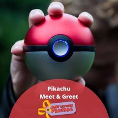 Pikachu Meet & Greet Scavenger Hunt