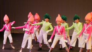 Junior Dance Theatrical Company (8-12 yrs)