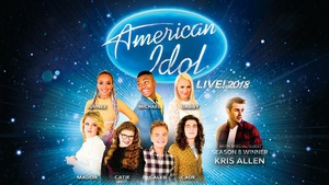 American Idol Live Tour 2018