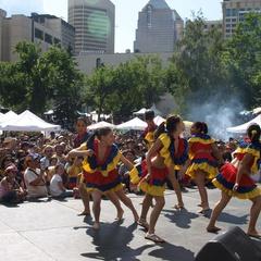 Fiestaval Latin Festival