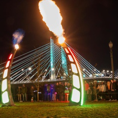 Portland Winter Light Festival 2020: Free, All-Ages